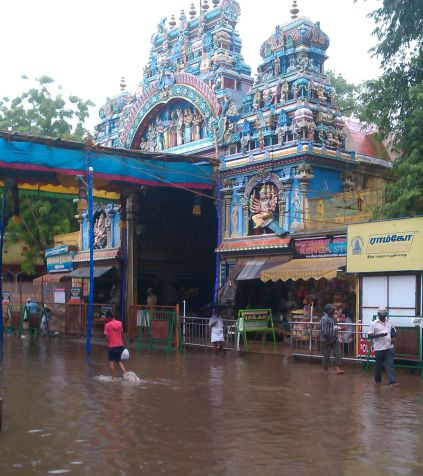 Floods in Madurai