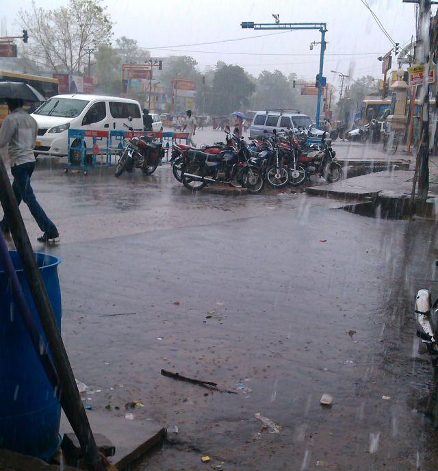 Madurai rain