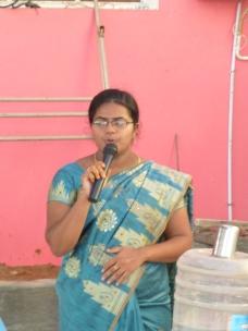 Swathi Johnson - Founder and Managing Director