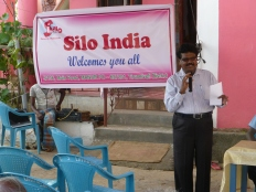 Chief guest - inspiring speech about young people and womens empowerment