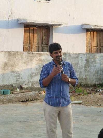 Johnson Raja - Co-founder of Silo India