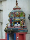 This is outside another temple near to the bus station