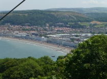 Llandudno - not my home town but a place I spent a lot of my working week