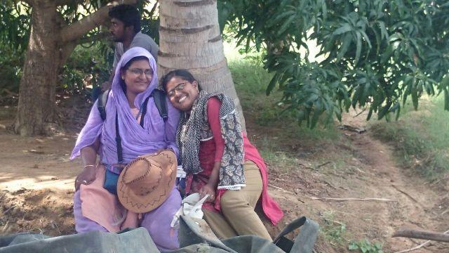 Raisa & Swathi